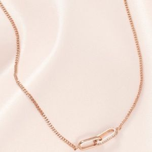 Stella and Dot Love Link necklace.